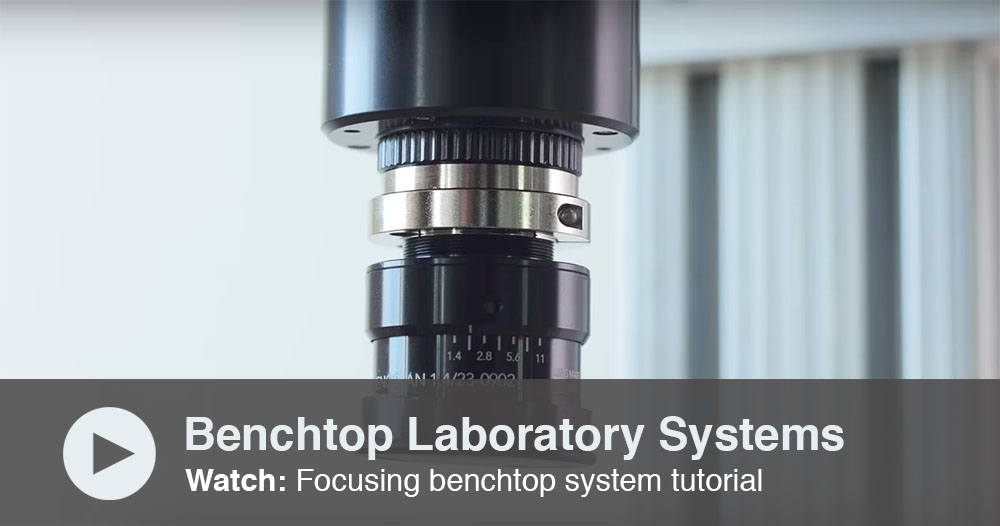 Focusing benchtop system tutorial