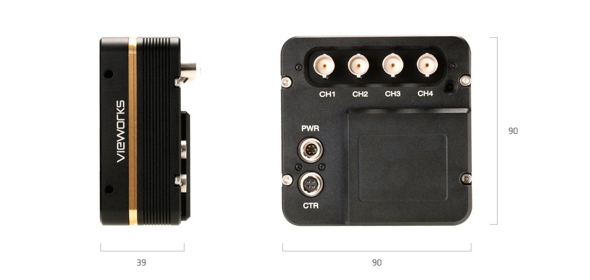 High Sensitivity TDI Line Scan Cameras – VOLTRIUM SYSTEMS I